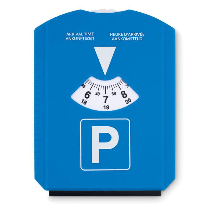 PARK &  SCRAP parkovacia karta