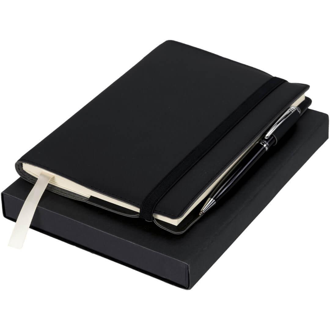 Darčekový set zápisníka s perom